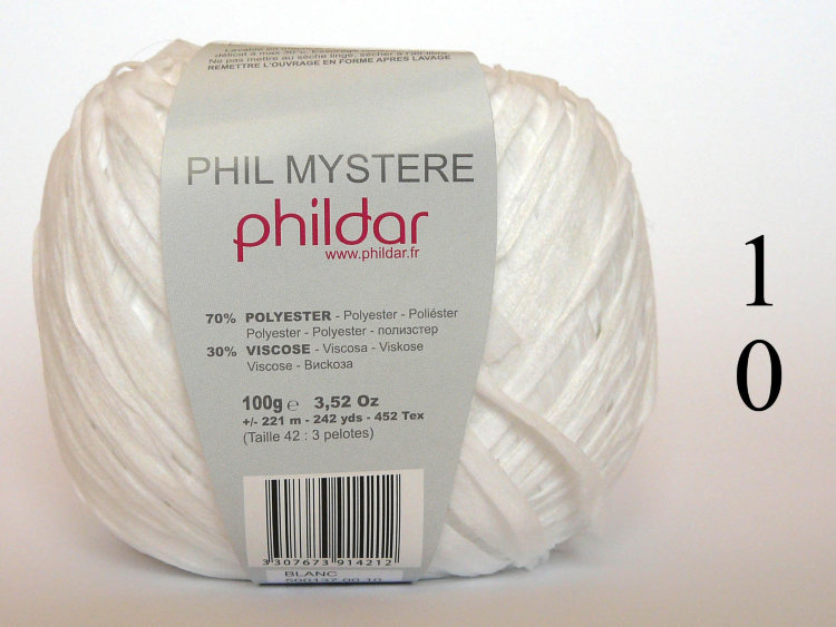 phil mystère phildar