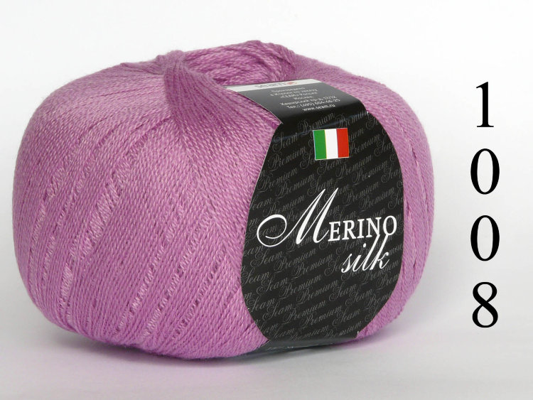 Merino Silk Italy