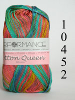 Cotton queen multi jackard