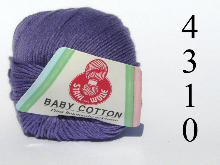Baby cotton Germany